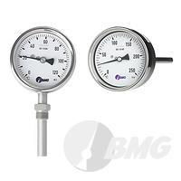 Gasdruckthermometer Edelstahlgehäuse