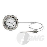 Gasdruckthermometer Fernthermometer Rand vorn