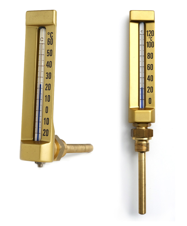 V-Form Maschinenthermometer