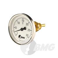 Bimetallthermometer Klasse 1