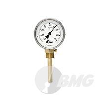 Bimetallthermometer unten