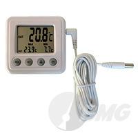 Digitalthermometer mit Luft- oder Eintauchfühler