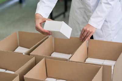 Verpackungs- und Versandkonzepte