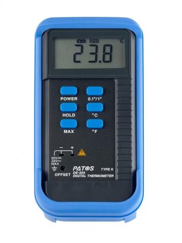 Handmessgerät, universal, Kunststoff/-50 bis+1300°C/ohne Fühler