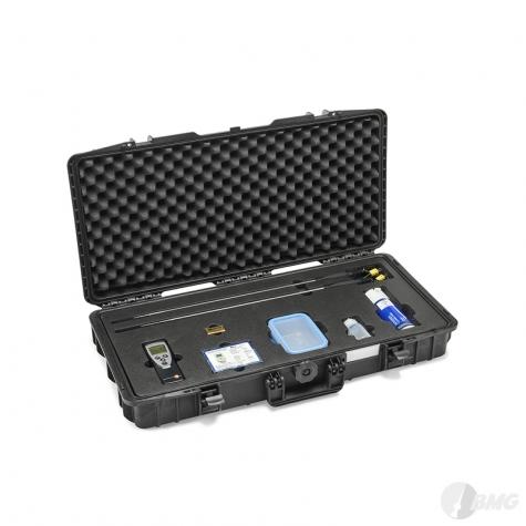 Geraetekoffer, bruchsicherer Kunststoff, Außenmass 850x440x160, wasserdicht