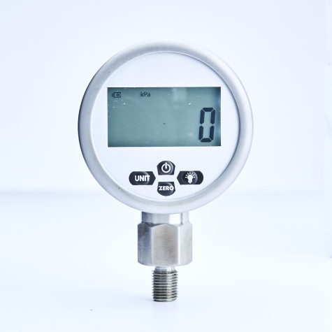 Digitalmanometer, NG 80, lowcost, 10 bar