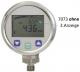 Digitalmanometer 0 bis 20 bar, NG 80, LED, 4stellig, 0,5%, G1-4 fest