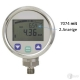 Digitalmanometer 0 bis 10 bar, NG 80, LED, 4,5stellig, drehbar