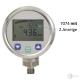 Digitalmanometer 0 bis 600 bar, NG 80, LED, 4,5stellig, drehbar