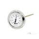 Bimetallthermometer, NG100/-30 bis+50°C/160mm/Lu-HBR